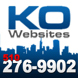 KO Websites, Inc. Logo