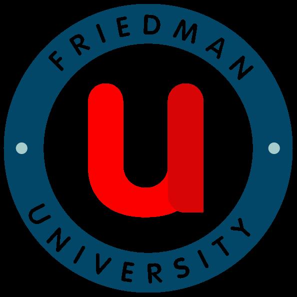 Friedman U Logo