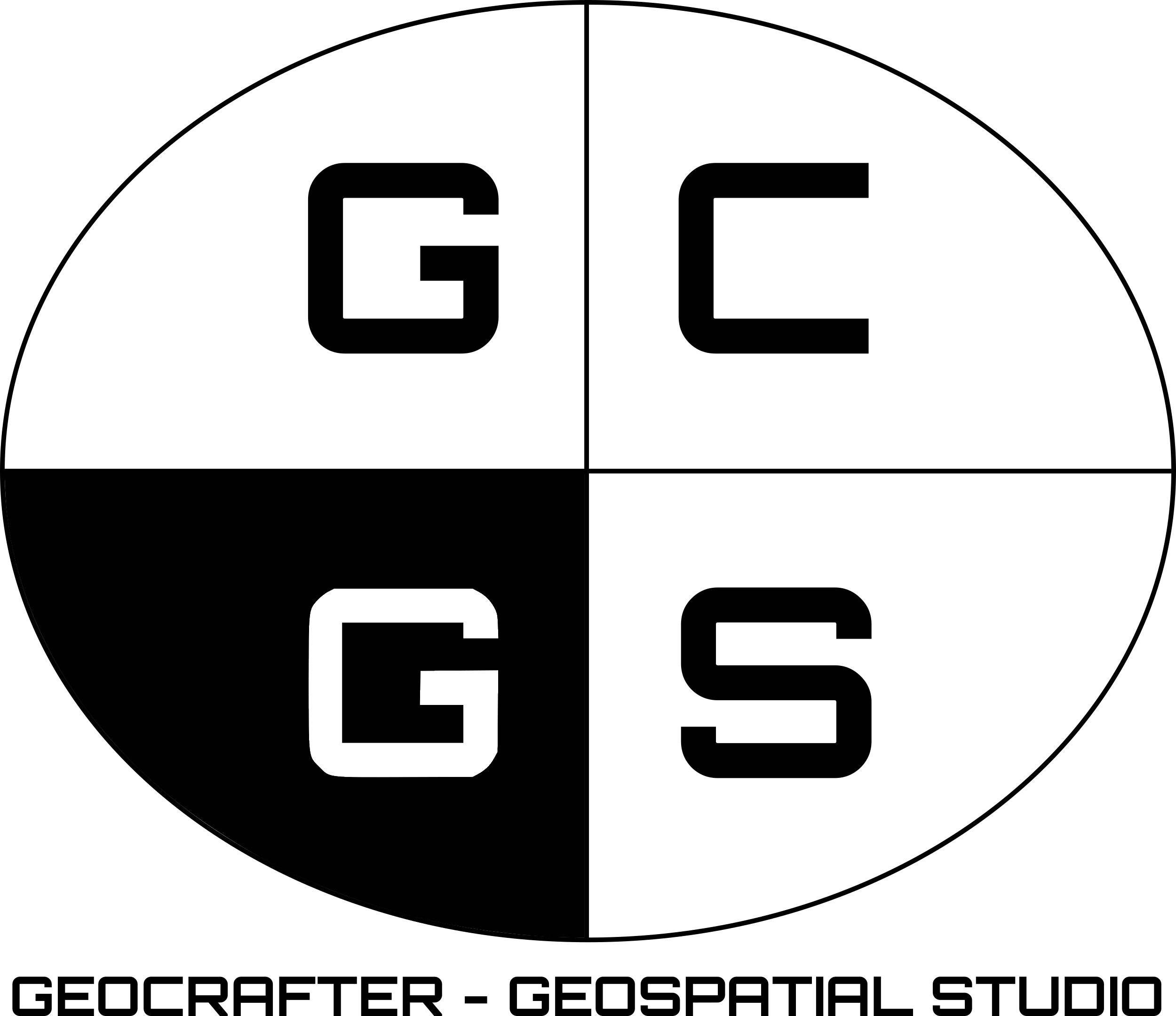 Geocrafter - Geospatial Studio Logo