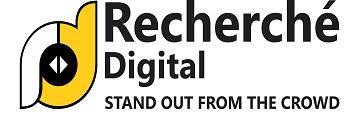 Recherche Digital Logo