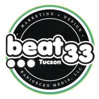 Beat33 Tucson logo