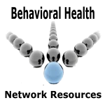 Behavioral Health Network Resources Logo