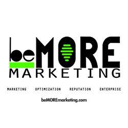 beMORE Marketing Logo