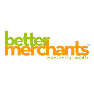 Better Merchants Marketing and Media Logo