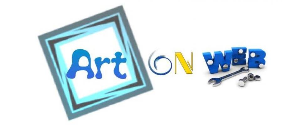 Art On Web Logo