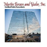 Martin Brown and Yoder, Inc. Logo