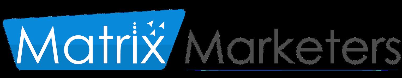 Matrix Marketers Logo