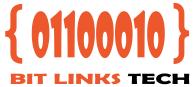 Bit Links Tech Logo