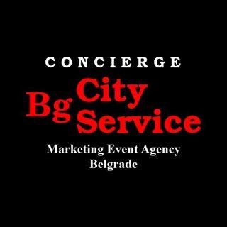 BG City Service Logo