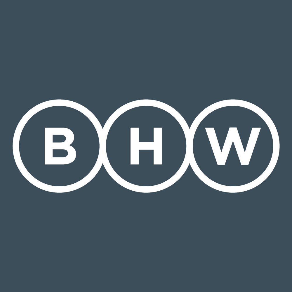 The BHW Group Logo