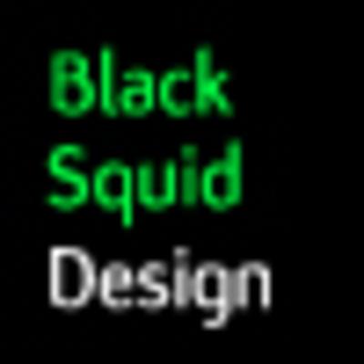 Black Squid Design