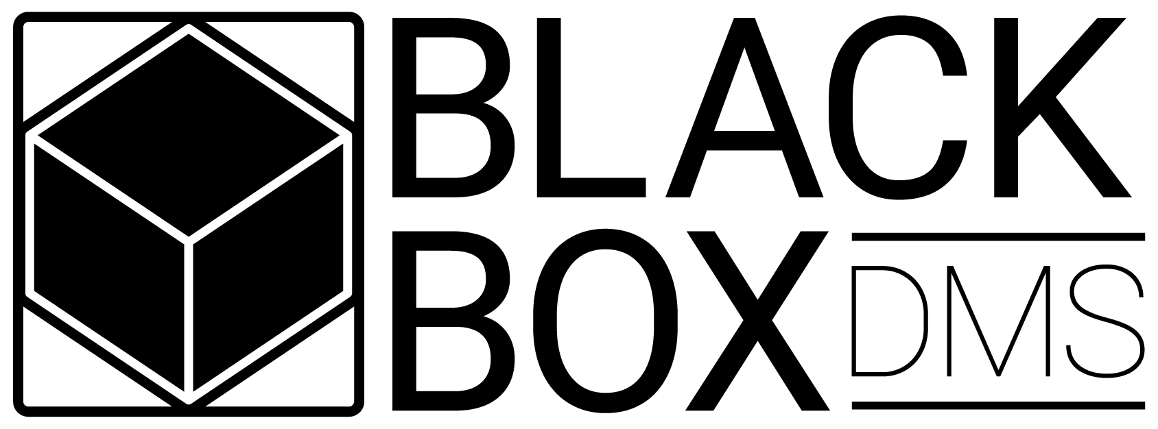 Black Box Digital Marketing Solutions Logo