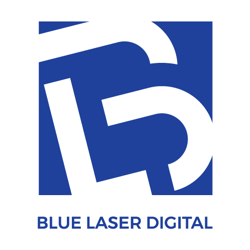 Blue Laser Digital