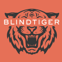 Blindtiger Design Logo