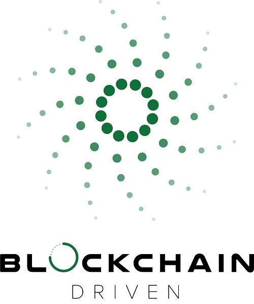 Blockchain Driven Logo