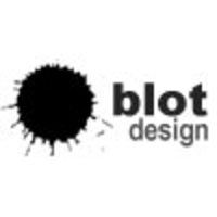 Blot Design Logo