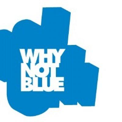 BLUE Digital Agency Logo