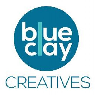 Blue Clay Creatives Logo