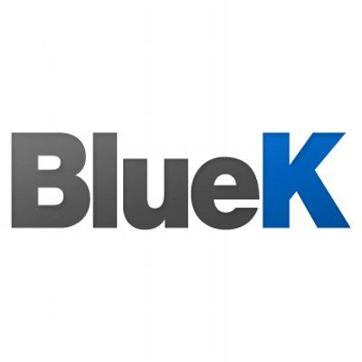 Blue K LLC Logo