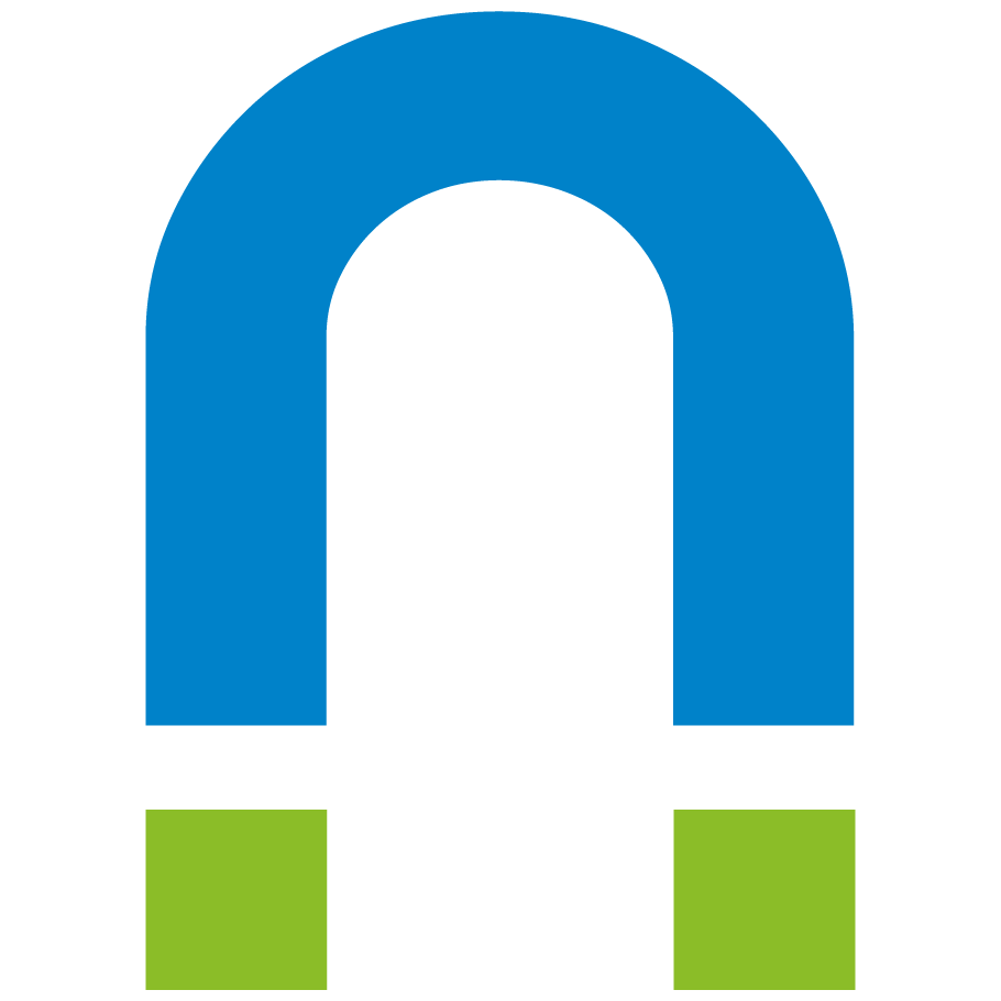 Blue Magnet Interactive Logo