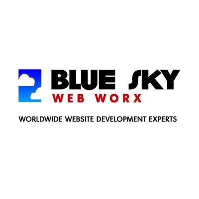 Blue Sky Web Worx logo