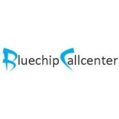 Bluechip Call Center Logo