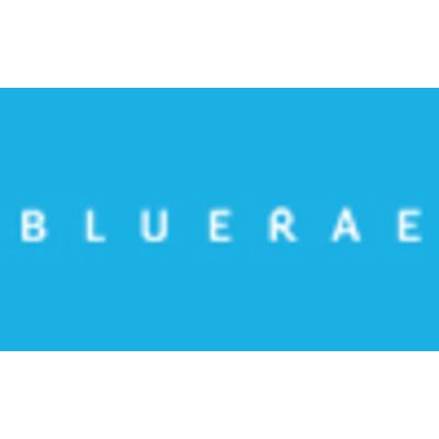Bluerae Creative Logo