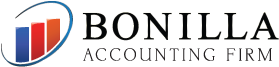 Bonilla Accounting Firm Logo