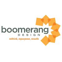 Boomerang Design Logo