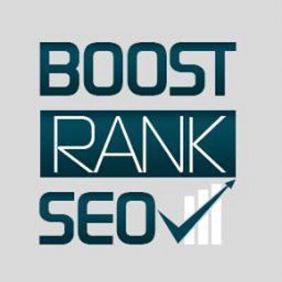 Boost Rank SEO logo