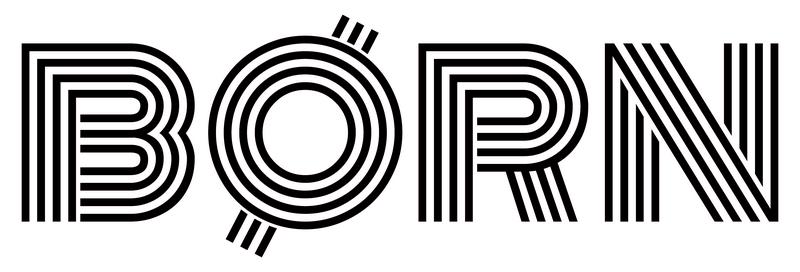 BØRN Web Agency Logo