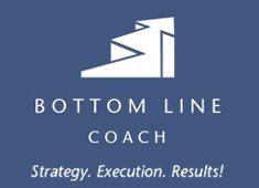 Bottom Line Coach Logo