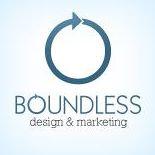 Boundless Design and Marketing logo