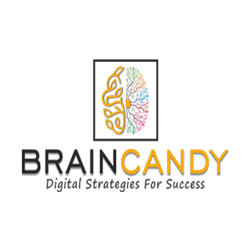 BrainCandy Digital Marketing & Post Production Logo
