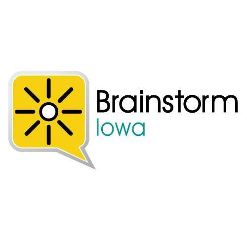 Brainstorm Iowa Logo