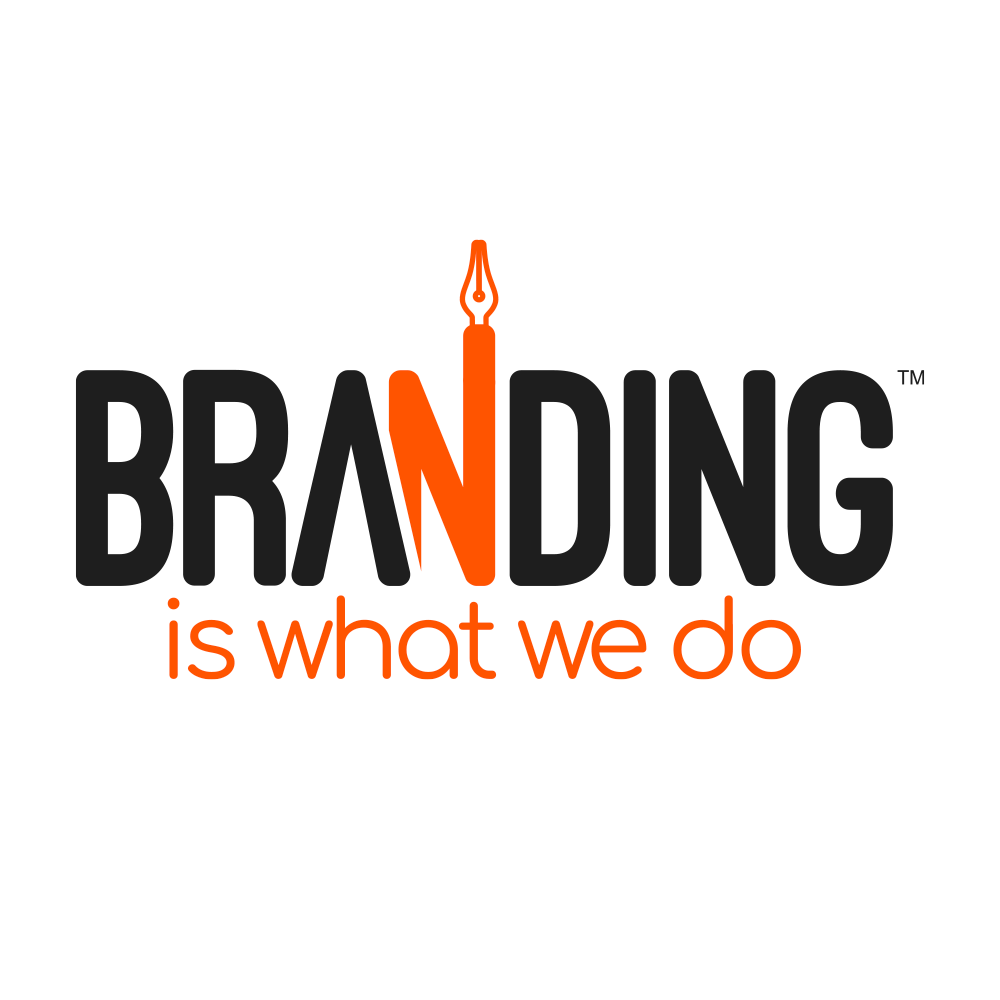 BRANDING IS WHAT WE DO™ Logo