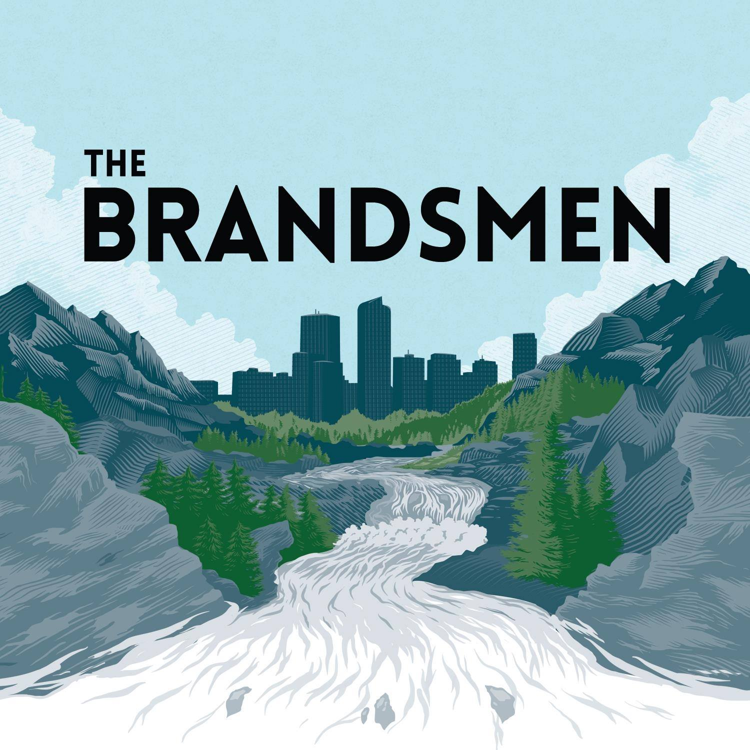 The Brandsmen Logo