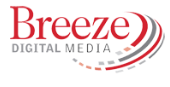 Breeze Digital Media Logo