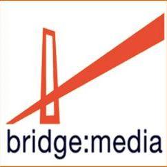 bridge:media Logo