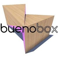 Bueno Box Architecture+Design Logo