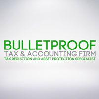 Bulletproof Tax & Accounting Firm logo