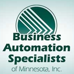 Business Automation Specialists of Minnesota Logo