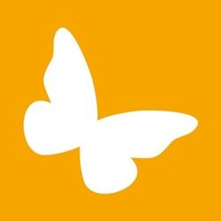 Butterfly Create Logo