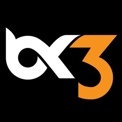 BX3 Interactive Logo