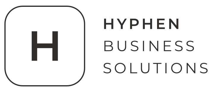 Hyphen Business Solutions Limited Logo