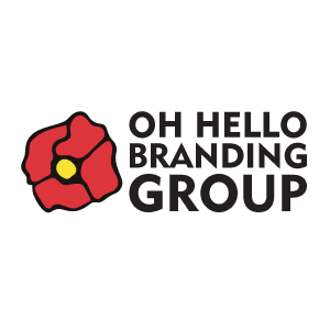 Oh Hello Branding Group Logo