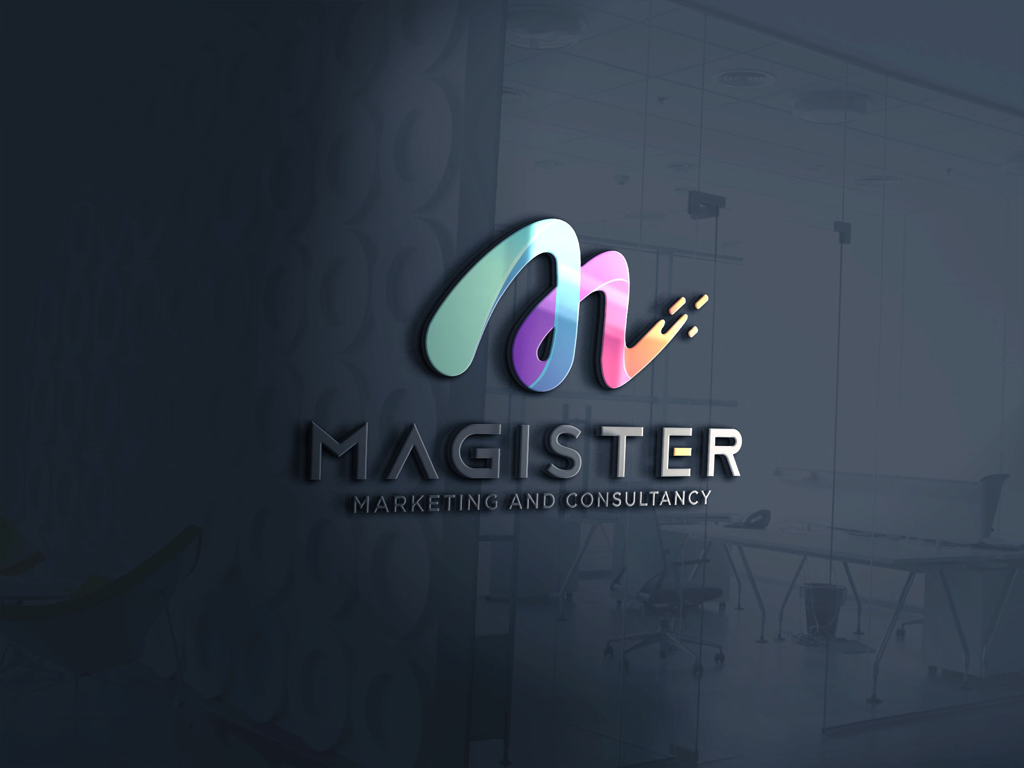Magister Marketing and Consultancy Logo