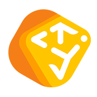 The Yellow Strawberry Logo