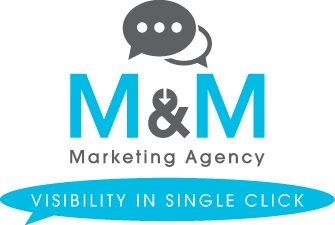 M&M Marketing Agency Logo