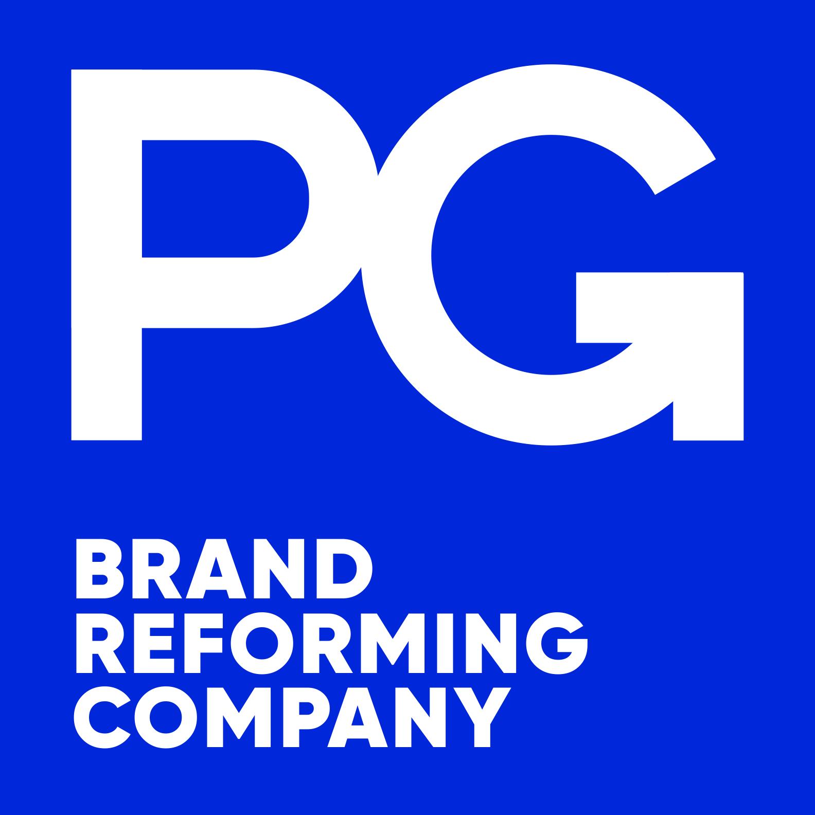 PG Brand Reforming Company Logo